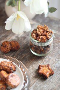 granola vegan homemade TIMOEVANIGLIA
