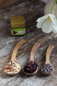 granola fatta in casa TIMOEVANIGLIA
